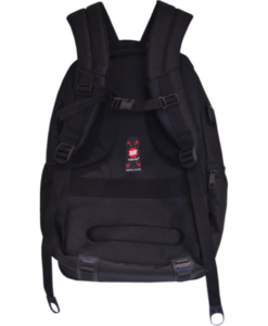 313 Stealth Backpack – Svart