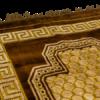 Medinah bönematta - Brun