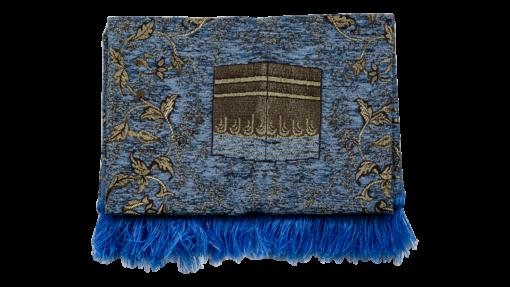 Mekka bönematta - Blå