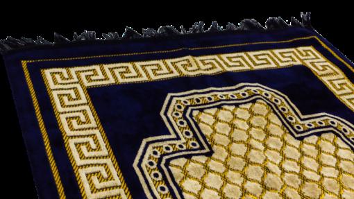 Medinah bönematta - Blå