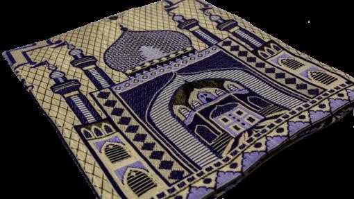 Mashad bönematta - Blå