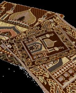 Mashhad bönematta - Brun