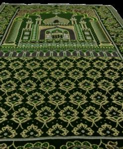 Mashhad bönematta - Grön