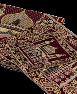 Mashhad bönematta - Röd