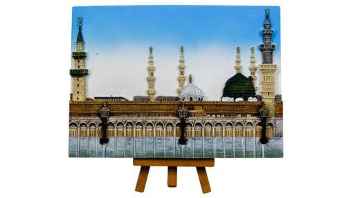 Medinah 3D-tavla