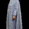 Maral bönedräkt - Blå & grön