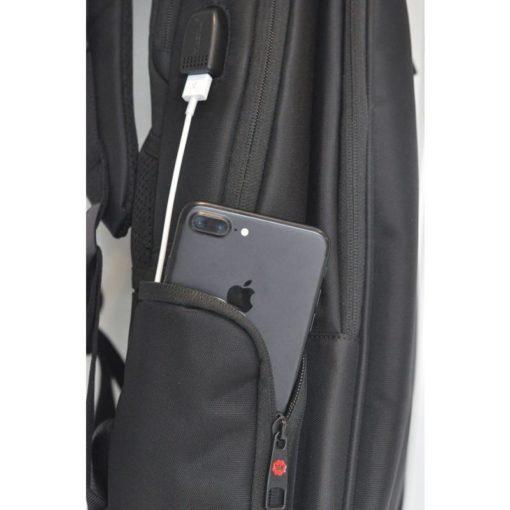 313 Stealth Backpack - Svart