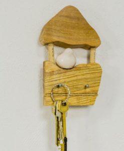 Pigeon nyckelhängare