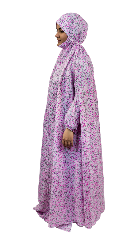 Maral bönedräkt - Rosa