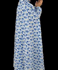 Maral bönedräkt - Blå