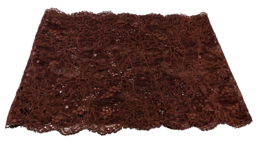 Lace undersjal - Brun