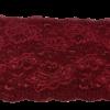 Lace undersjal - Vinröd