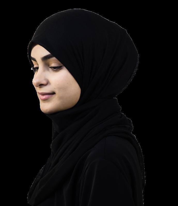 Jersey Space hijab