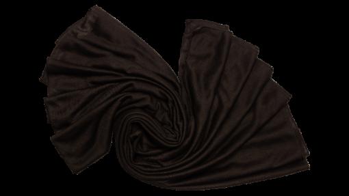 Jersey Dark Chocolate hijab