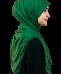 Jersey Moderate Green hijab