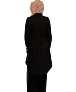 Elegant tunika - Svart