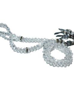 Elegant radband - Vit
