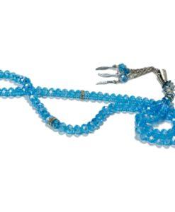 Elegant radband - Ljusblå