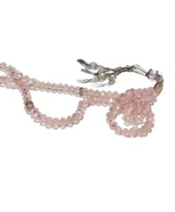 Elegant radband - Rosa