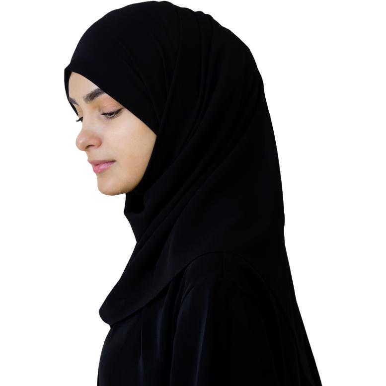 Elegant Night Sky hijab
