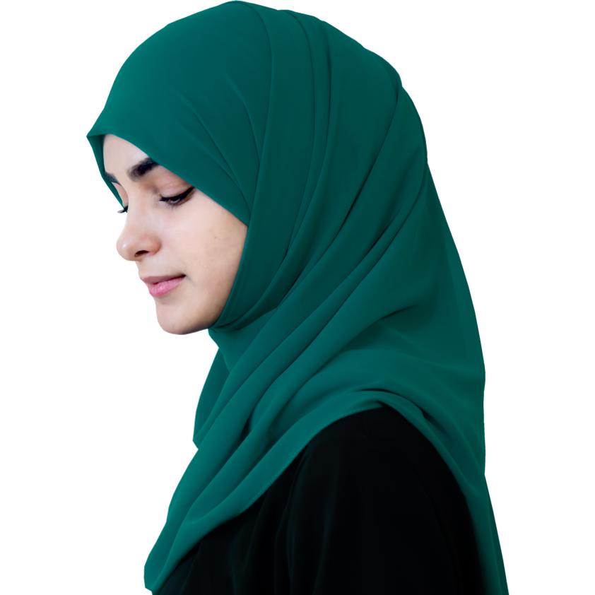 Elegant Orbit hijab