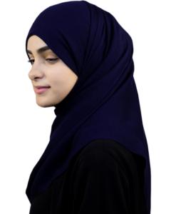 Divine Pure Sea Deep hijab