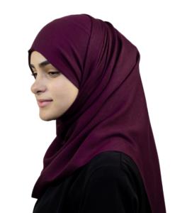 Divine Pure Viol hijab