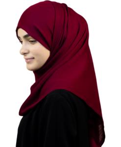 Divine Pure Cherry hijab