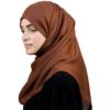 Divine Pure Cinnamon hijab