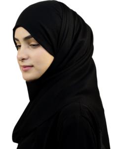 Divine Pure Galaxy hijab