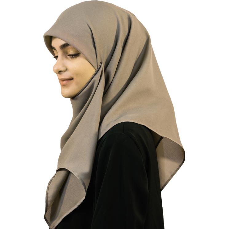 Camouflage hijab
