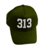 313 keps - Grön
