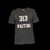313 T-shirt Grå