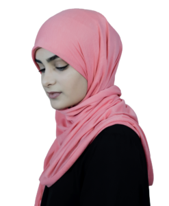 Jersey Light Pink hijab
